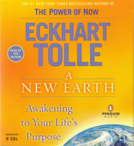 Eckhart Tolle - A New Earth front