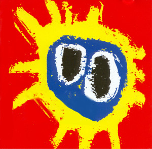 Primal Screamadelica Front