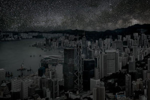 hong_kong_darkened-cities-by-thierry-cohen
