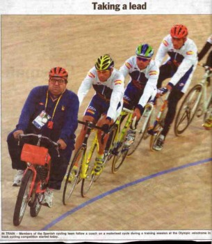 Spanish Cycling Team