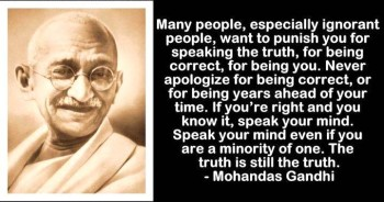 ghandi.truth