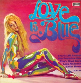 Love Is Blue_LP_front_cover