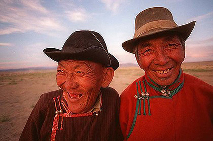 ... choosing real friends rather than randomly acquiring them from Mongolia…