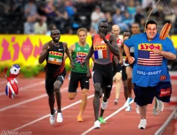 burger olympics